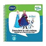 VTech- Frozen II-Descubre la Naturaleza Libro para Magibook, Multicolor (3480-482122)