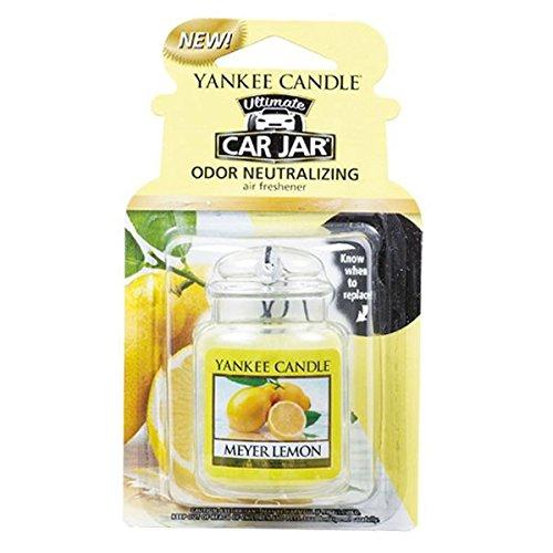 ヤンキーキャンドル YANKEE CANDLE 正規販売店 カージャー YCネオカージャー メイヤーレモン (K32305173) (コード:4102294900-1)