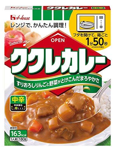 【第6位】ハウス食品『ククレカレー』