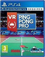 Ping Pong Pro VR (PS4) (輸入版)
