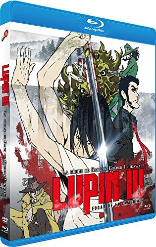 Lupin III : La Brume de Sang de Goemon Ishikawa [Blu-Ray] + DVD