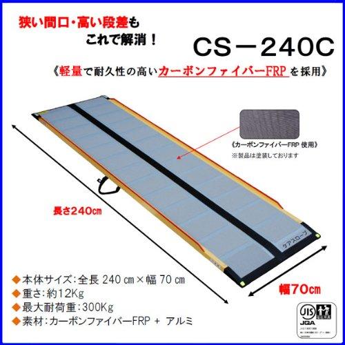 ケアスロープ幅70cm×長さ240cm