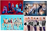 BigHit BTS - Love Yourself Answer [S+E+L+F Ver] 4 Posters(42 x 29.7cm)