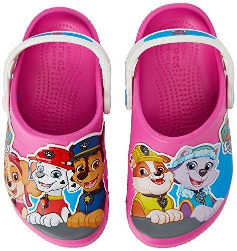 Crocs Unisex-Child Fun Lab Unicorn Clog | Comfortable Slip on Shoes for Kids