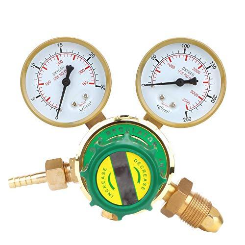 Soldador de gas Regulador de oxígeno Soldadura Reductor de presión de corte Regulador de antorcha de corte Salida de rosca macho G5 / 8-14 (CGA540)