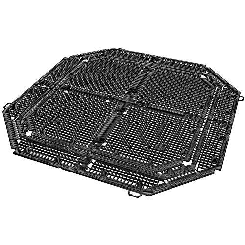 Verdemax 2897 Bodengitter für 900 Liter Thermo King Komposter