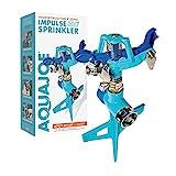 Best Impulse Sprinklers - Aqua Joe AJ-ISSS Indestructible Impulse Sprinkler w/HD Stepped Review