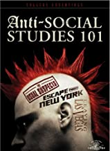 Anti Social Studies 101