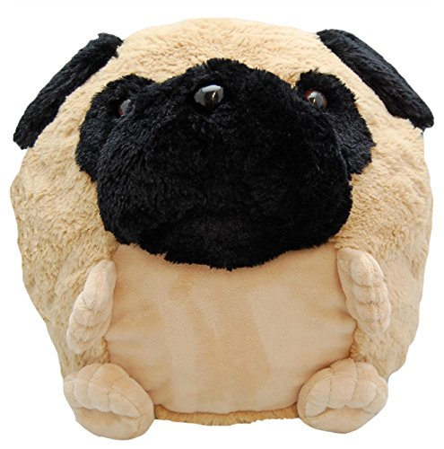 Cozy Time Giant Pug Handwarmer