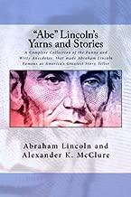 Best abraham lincoln storyteller Reviews