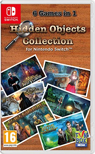 Hidden Objects Collection