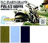 ガンダム 機動浮遊機「ワッパ」用カラーセット