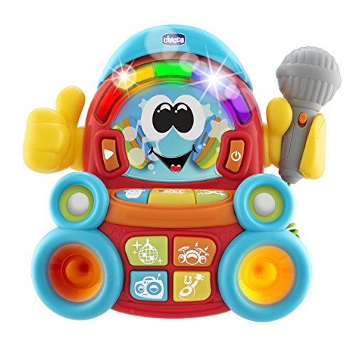 Chicco Songy the Singer Gioco Karaoke, Rosso