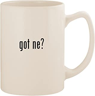 got Ne? - White 14oz Ceramic Statesman Coffee Mug Cup