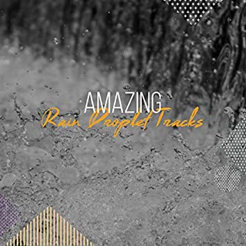 #17 Amazing Rain Droplet Tracks for Relaxation