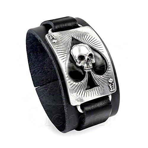 Alchemy UL13 Ace Of Dead Spades Bracelet