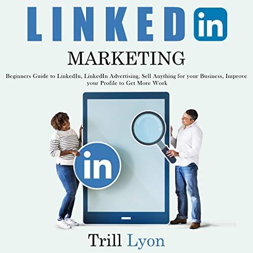 Linkedin Marketing  By  cover art
