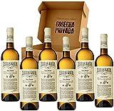 Terras Gauda Albariño - Envío Gratis 24 H - 6 Botellas - Rías Baixas - Vino Blanco - Seleccionado y Enviado en caja reforzada de Cosecha Privada
