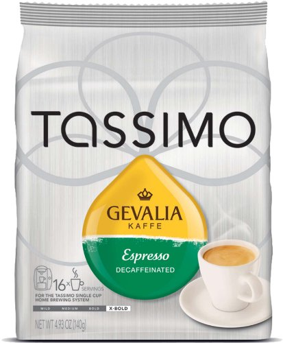 Gevalia Kaffe Decaffeinated Espresso (Pack Of 3)