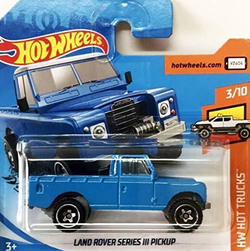 Hot.Wheels Land Rover Series LLL Pickup