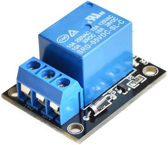 Tolako 5v Relay Module 5V Indicator Fresno Mall Mo Light Channel 1 LED Phoenix Mall