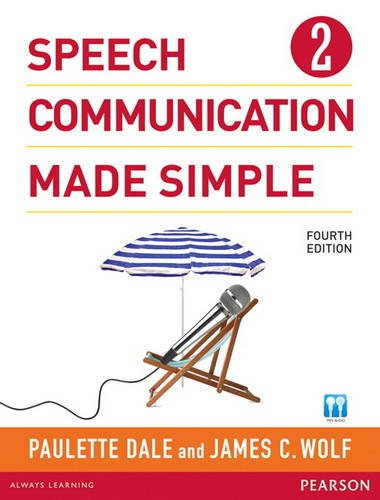 Speech Communication Made Simple 2 (with Audio CD) (4th Edition) Paperback