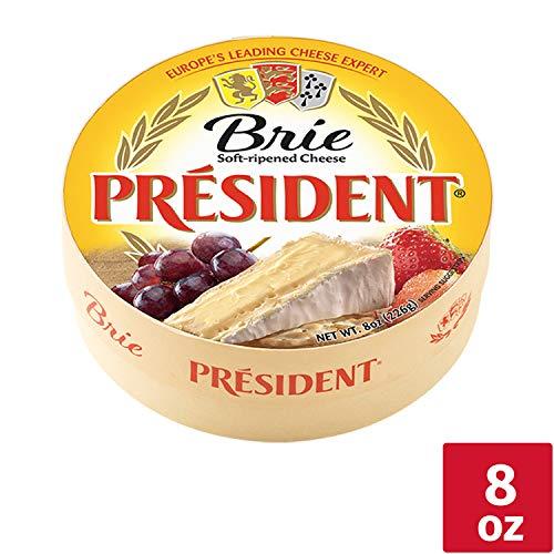 President Brie Cheese Round, 8 oz