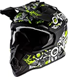 O'Neal 2 Series Attack Youth Kinder Motocross Enduro MTB Helm