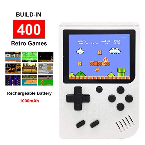 Kids Handheld Retro FC Games Consoles with 400...