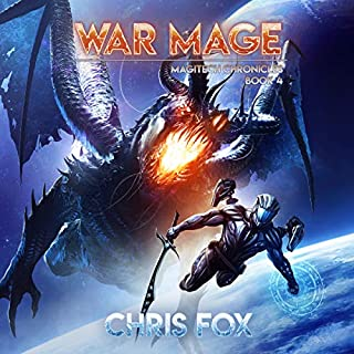 War Mage cover art