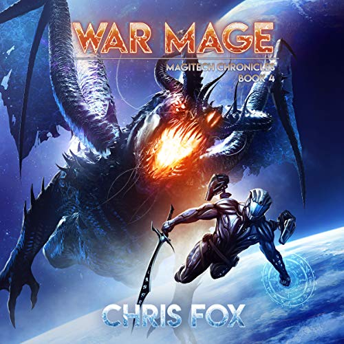 War Mage audiobook cover art