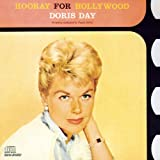 """album cover: """"Hooray for Hollywood"""" by Doris Day"""
