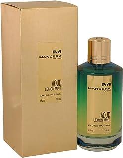 Mancera Aoud Lemon Mint by Mancera Eau De Parfum Spray (Unisex) 4 oz / 120 ml (Women)