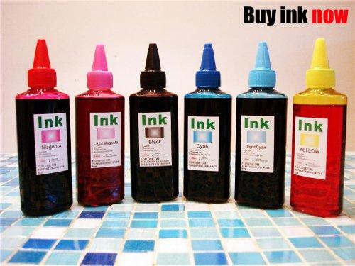 Non-oem Bulk Ink Refill for Epson R260 R280 Rx595 R380 Rx680 Rx580 Printer 78