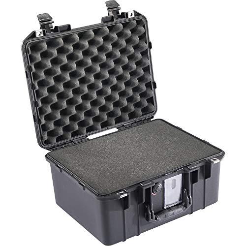 Peli Air Case 1507 Black Grid Foam Tool Case Protective Case Waterproof Dustproof IP67