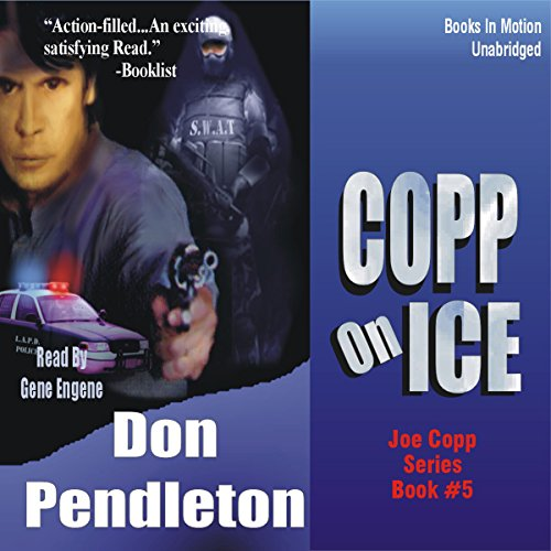 Copp on Ice audiobook cover art