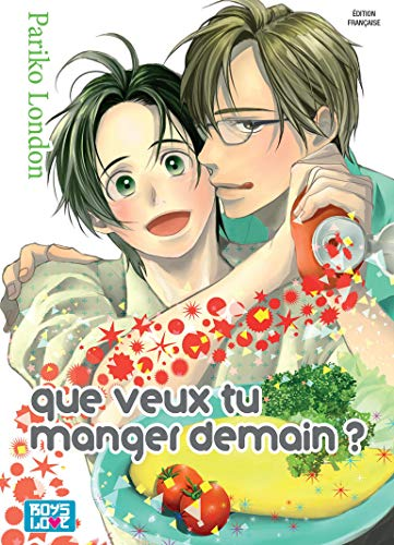 Que veux tu manger demain ? - Livre (Manga) - Yaoi