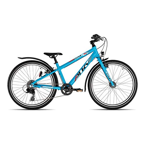 Puky Cyke 24-8 Alu Light Active Kinder Fahrrad blau