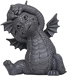 JEDSE Pacific Trading Yoga Garden Dragon