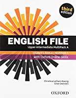 English File: Upper-Intermediate: Student's Book/Workbook MultiPack A with Oxford Online Skills