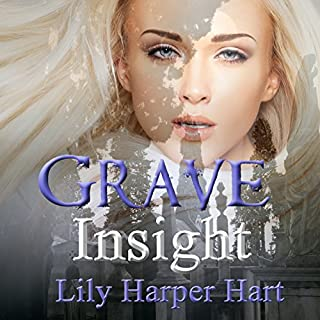 Grave Insight audiobook cover art
