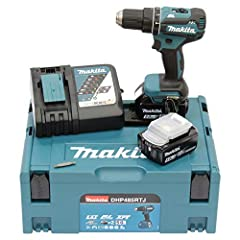 Makita DHP485RTJ Draadloze botsoefening/driver 18.0V*