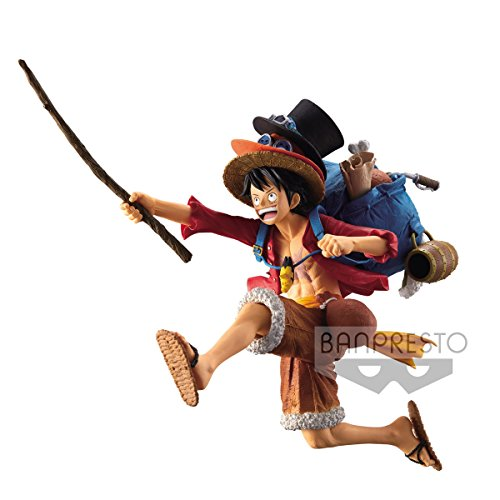 Banpresto It turned out that one piece mania seriously produced Luffy !! figure