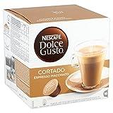 Nescaf Dolce Gusto Cortado Espresso Macchiato (total 48 cápsulas) por Nescaf?
