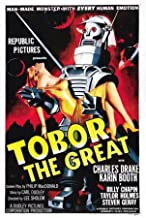 Tobor The Great Movie Poster 24x36