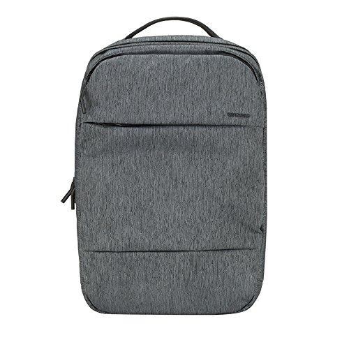 Incase City Backpack Heather Black Gunmetal Grey