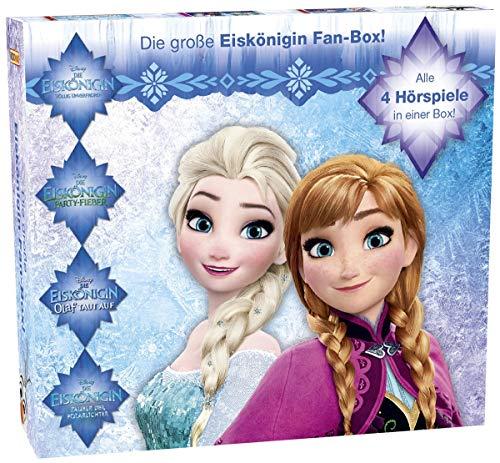 Die Eiskönigin-Fanbox (Audio CD)