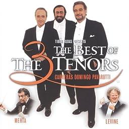 The Three Tenors - The Best of the 3 Tenors de José