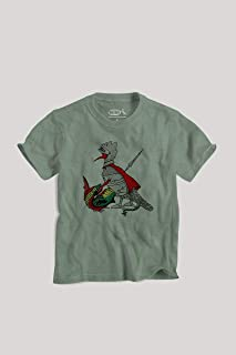 Camiseta Mini Pica-pau São Jorge
