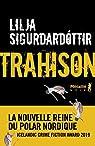 Trahison par Sigurdardottir